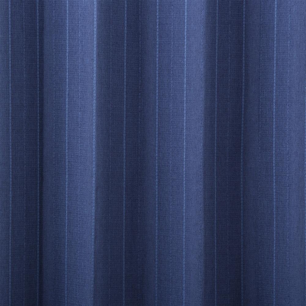 遮光カーテンニューファイン ネイビー 100×178 2枚組