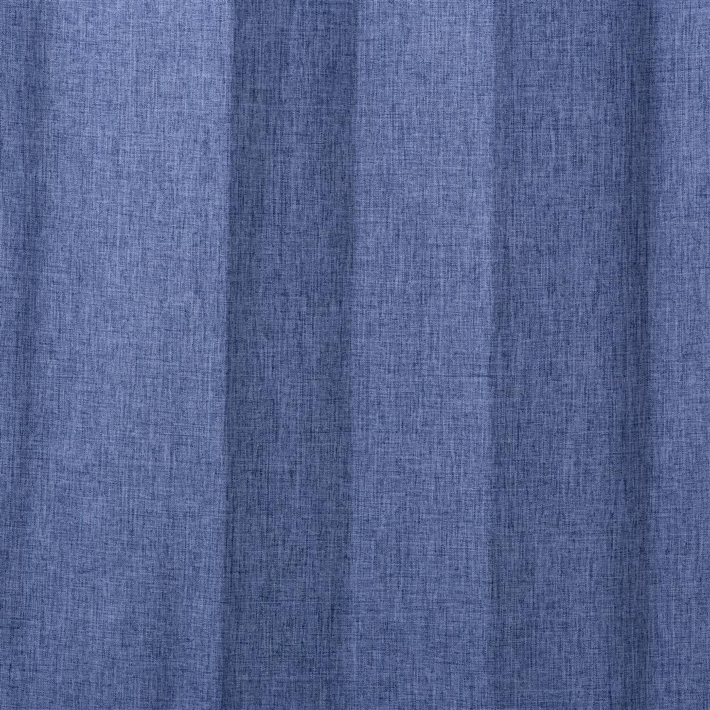 遮音遮熱遮光カーテン コスモ ネイビー 100×210cm 2枚組