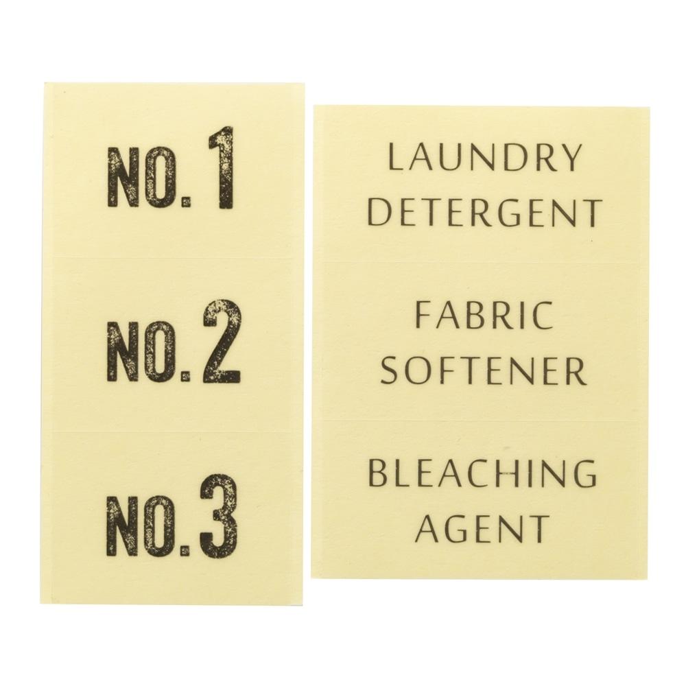 洗濯用ディスペンサー ホワイト
