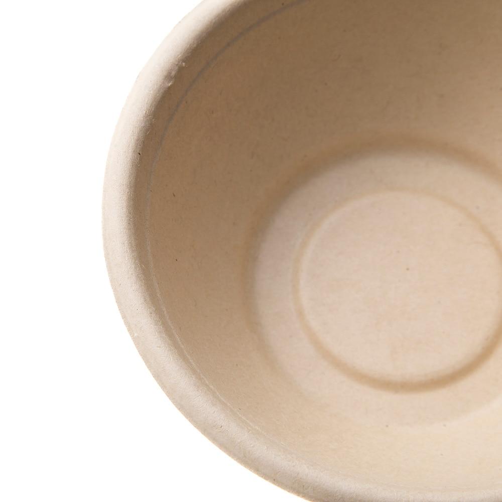 無漂白の麦ボウル 340ml×8枚入