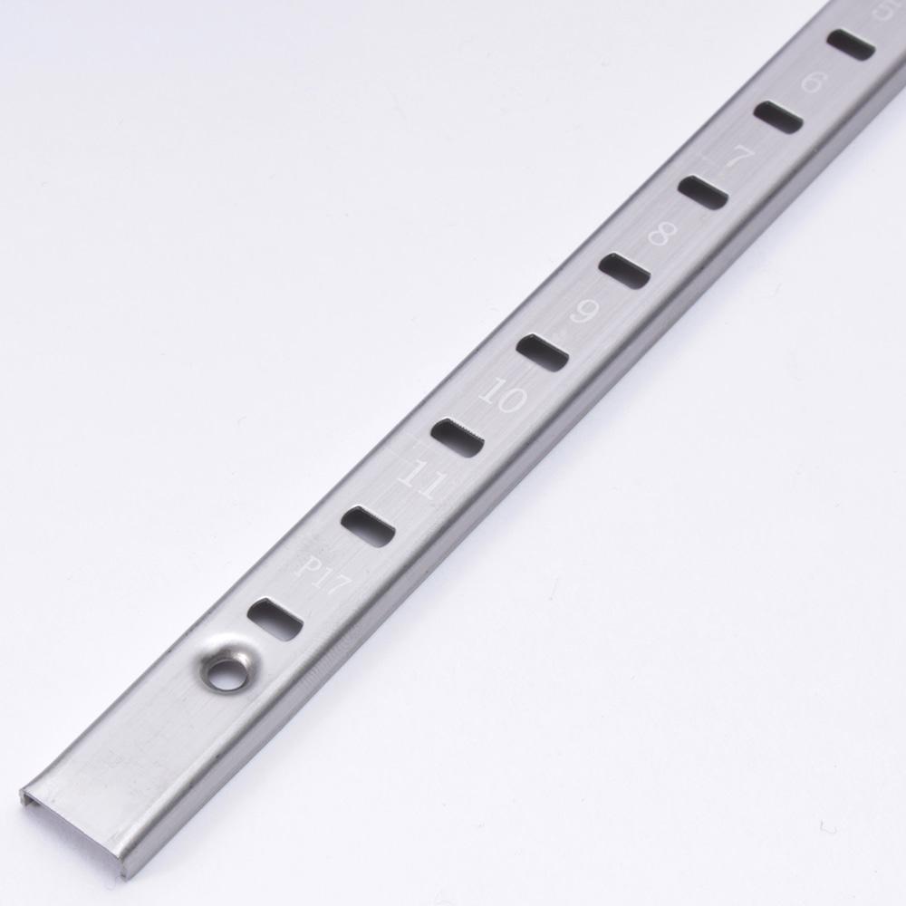 ステンレス棚柱 SUS430 長さ 1820mm