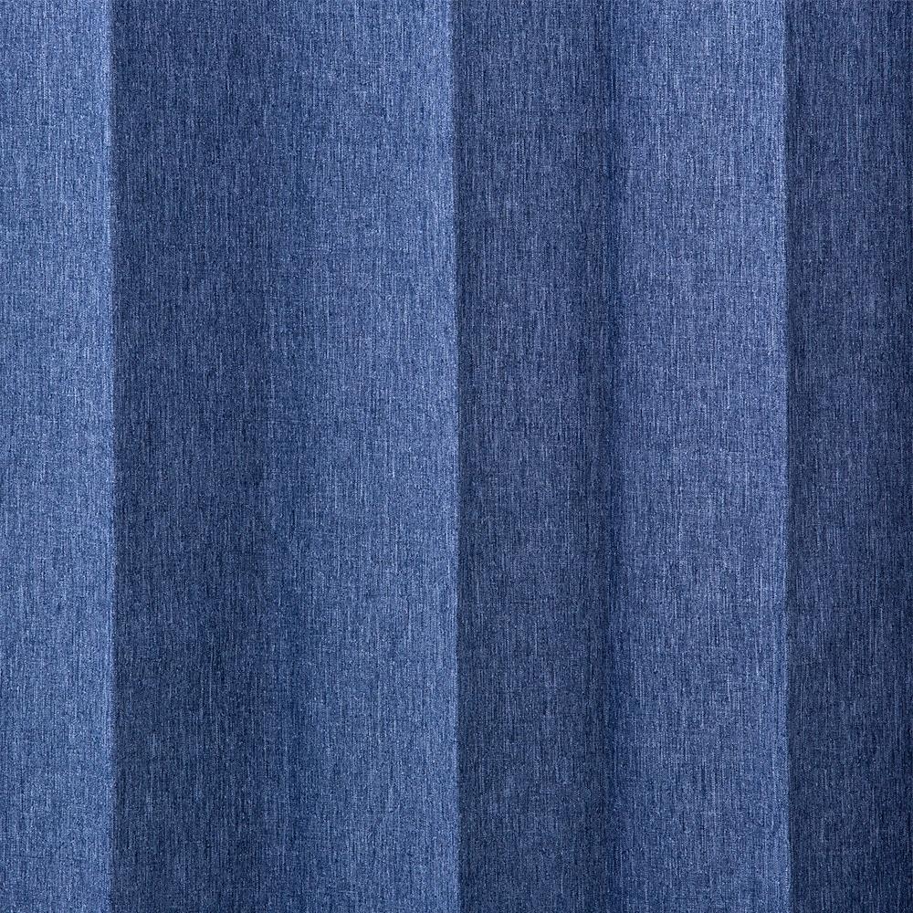 遮音遮熱遮光カーテン ニューコスモ ネイビー 100×185 2枚組