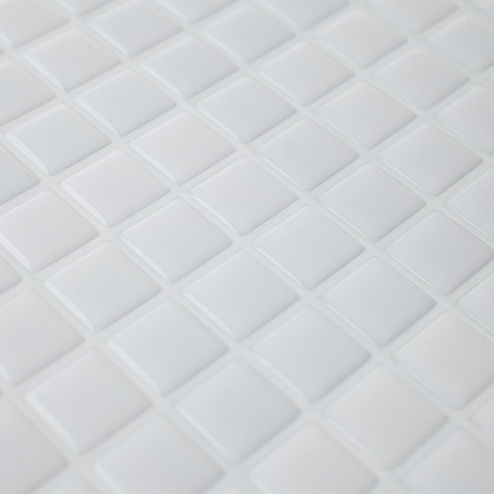 Kumimoku デザインシート タイル 小 ホワイト