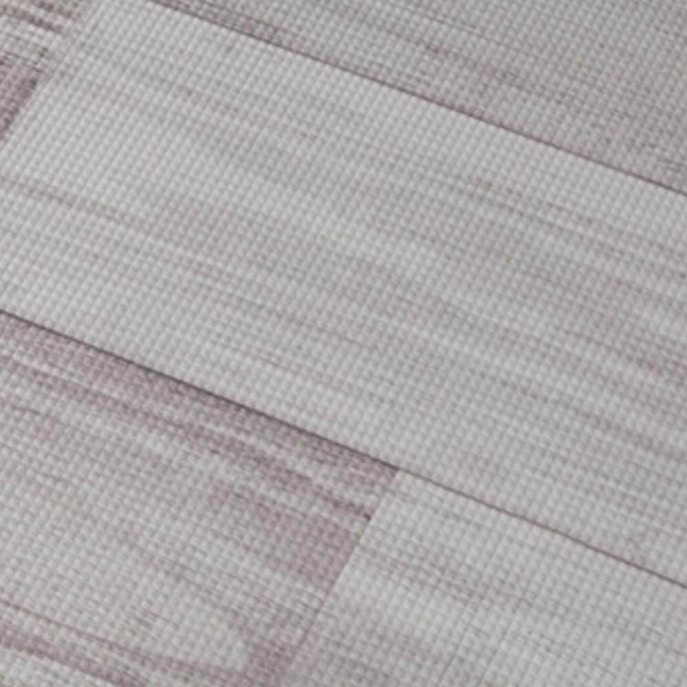 【店舗限定】縁付水や汚れに強い木目調ジョイントマット ホワイト
