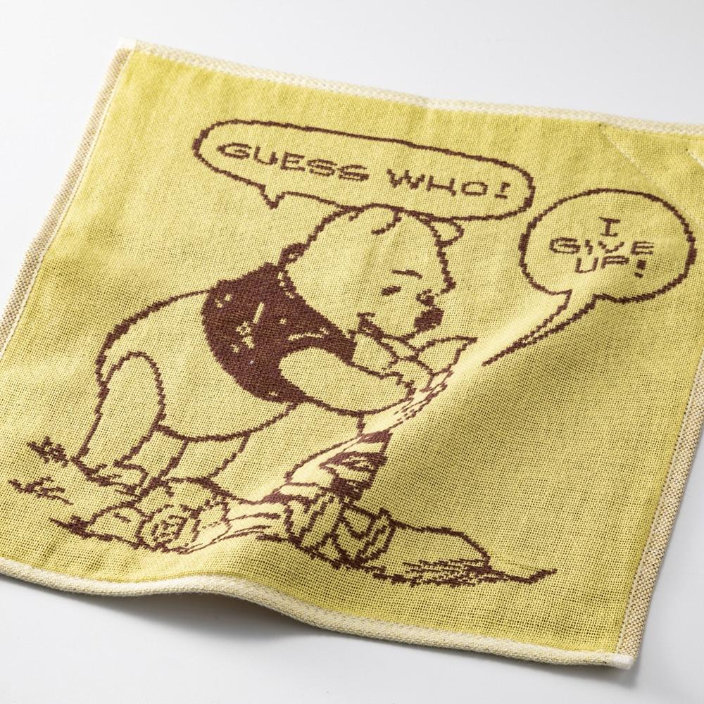 ハンドタオル くまのプーさん