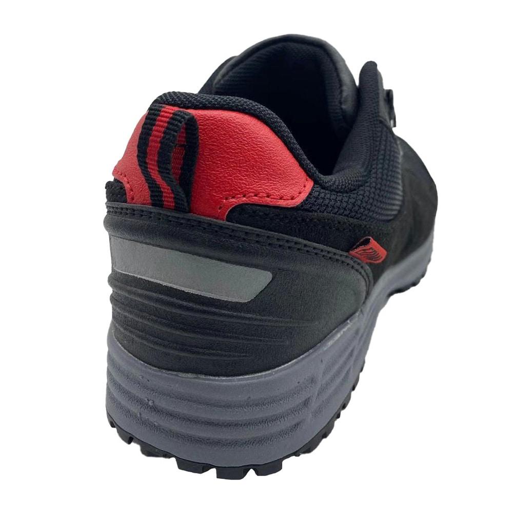 EDW 安全スニーカー ブラック 24.5cm