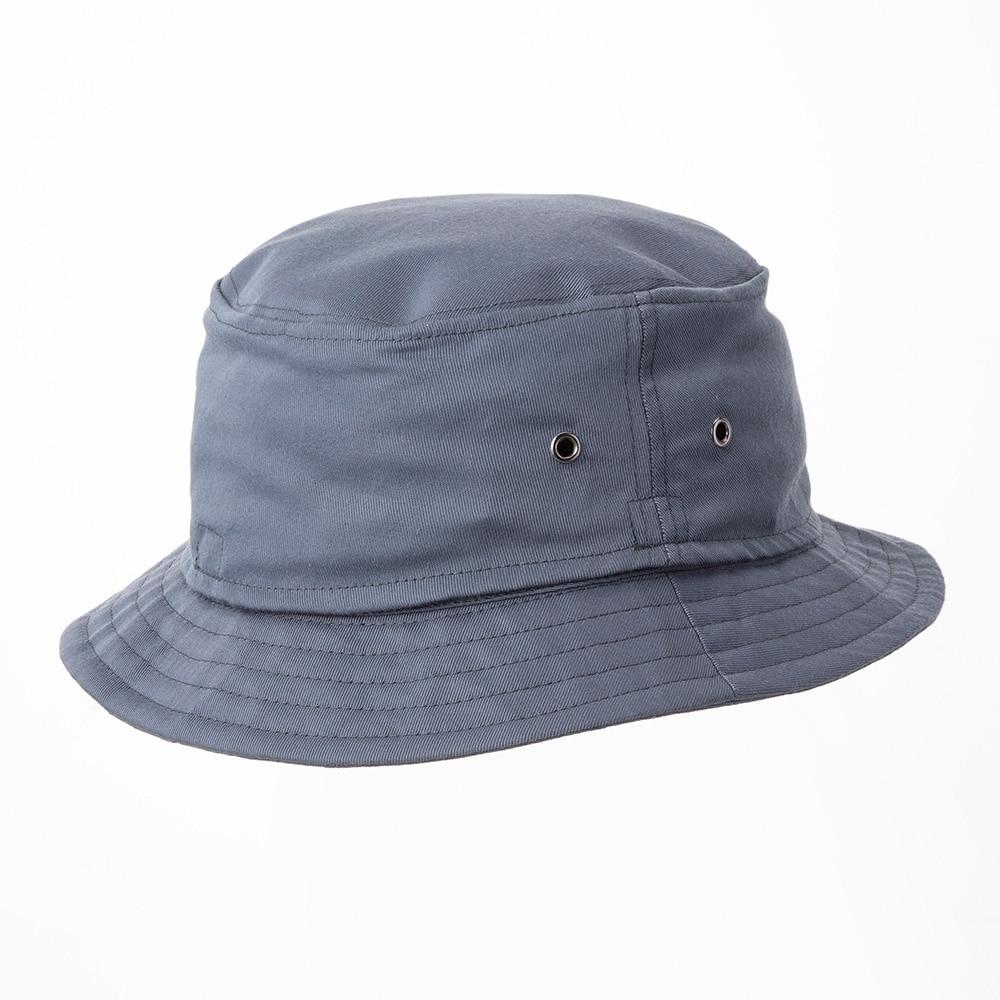 防虫ネット付帽子 グレー