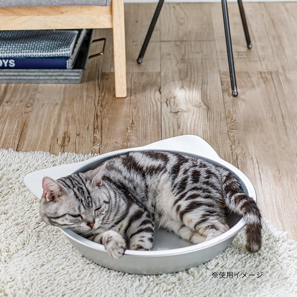 【2021春夏】ひんやりプレート ねこ鍋