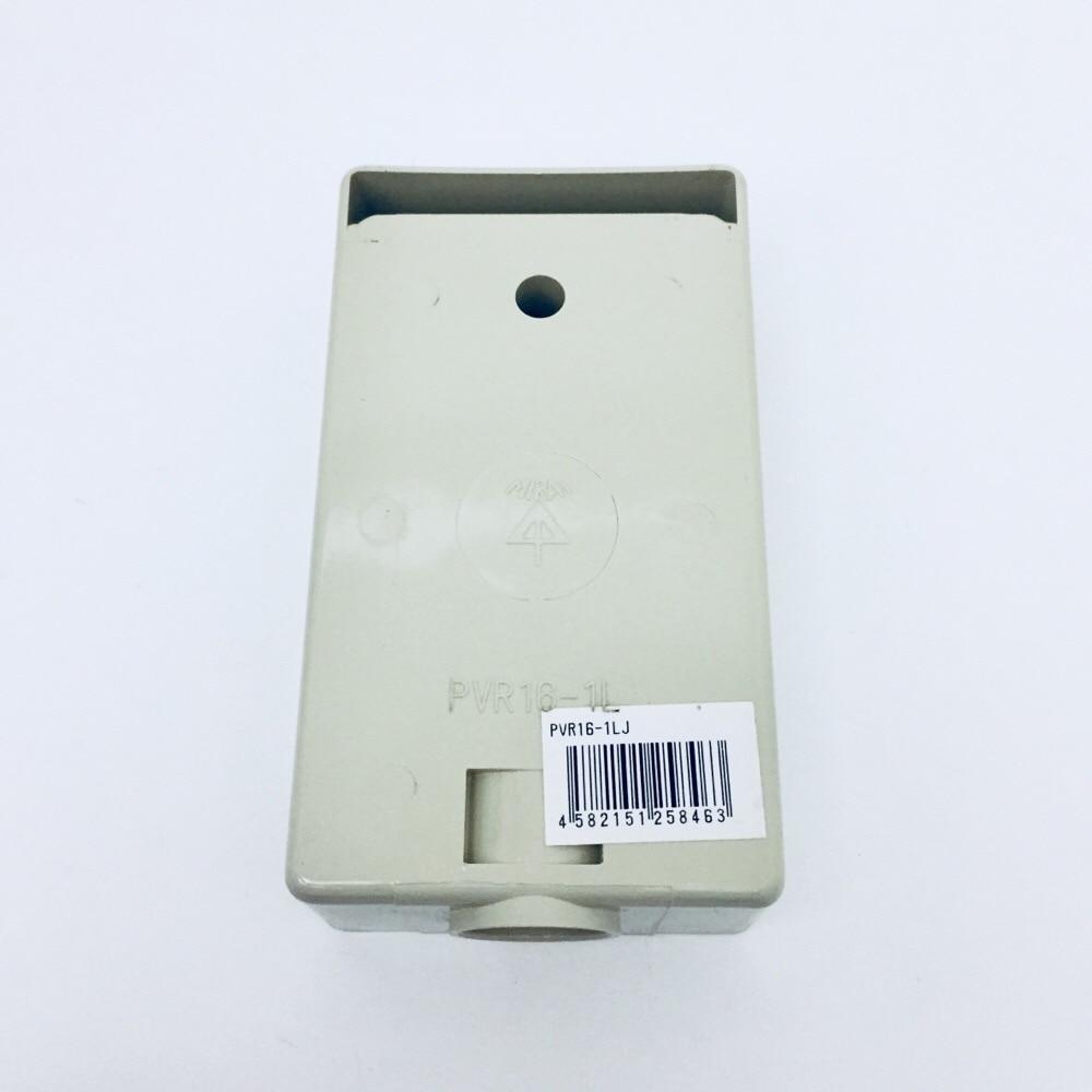 未来工業 工業 露出スイッチBOX PVR16-1LJ