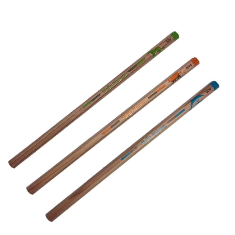 トンボ 書き方鉛筆ハローネイチャー 2B 3本パック