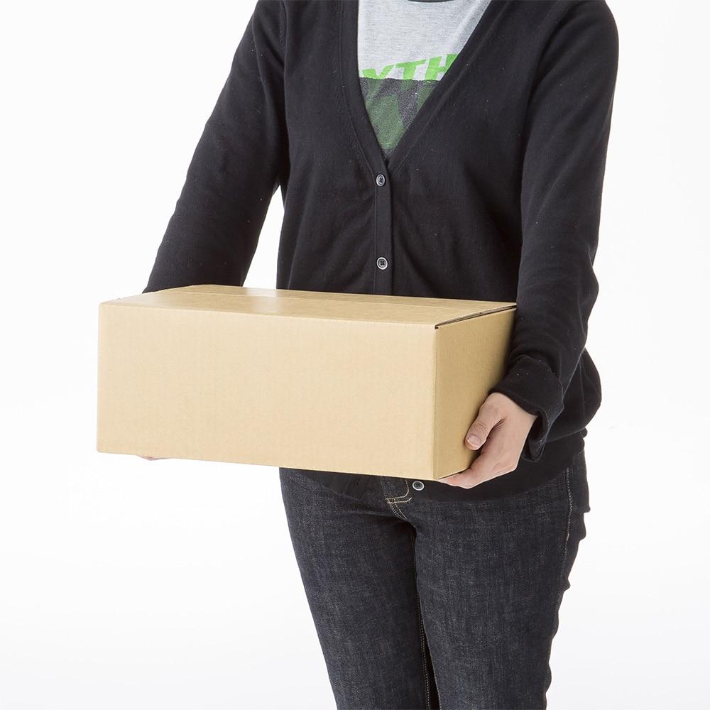 【10枚セット】80サイズ 段ボール箱 S (368×268×157mm)×10枚[4936695212786×10]