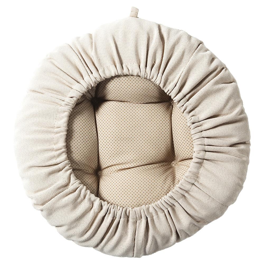 丸椅子用クッション ベージュ