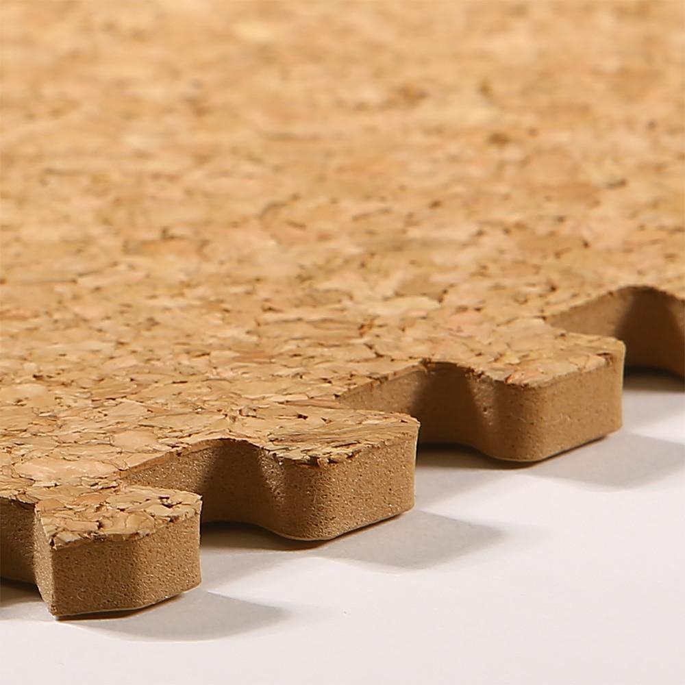 大判ジョイントコルクマット 45cm×45cm 8枚組