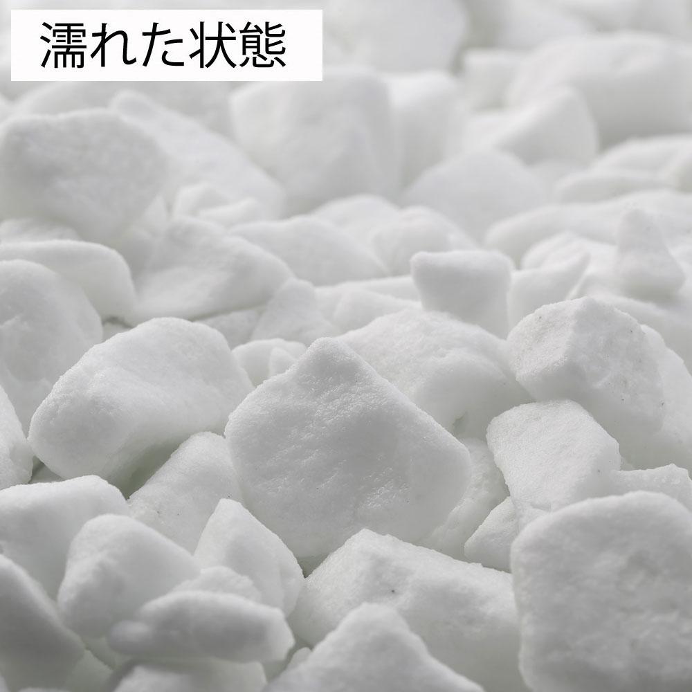 【店舗限定】防犯ジャリ 20リットル ホワイト
