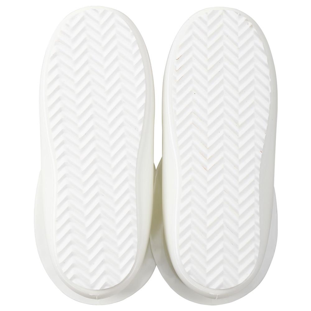お風呂ブーツ 25.5cm アイボリー