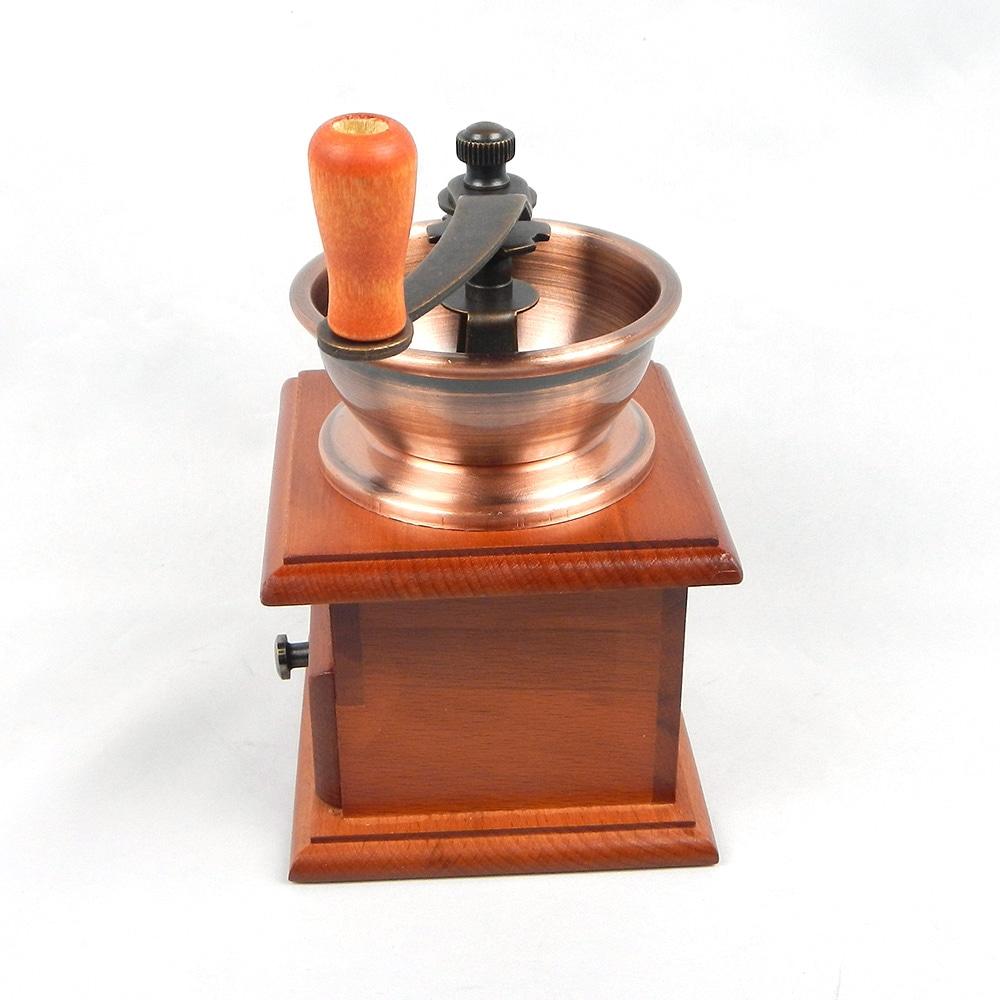 木製 セラミック コーヒーミル