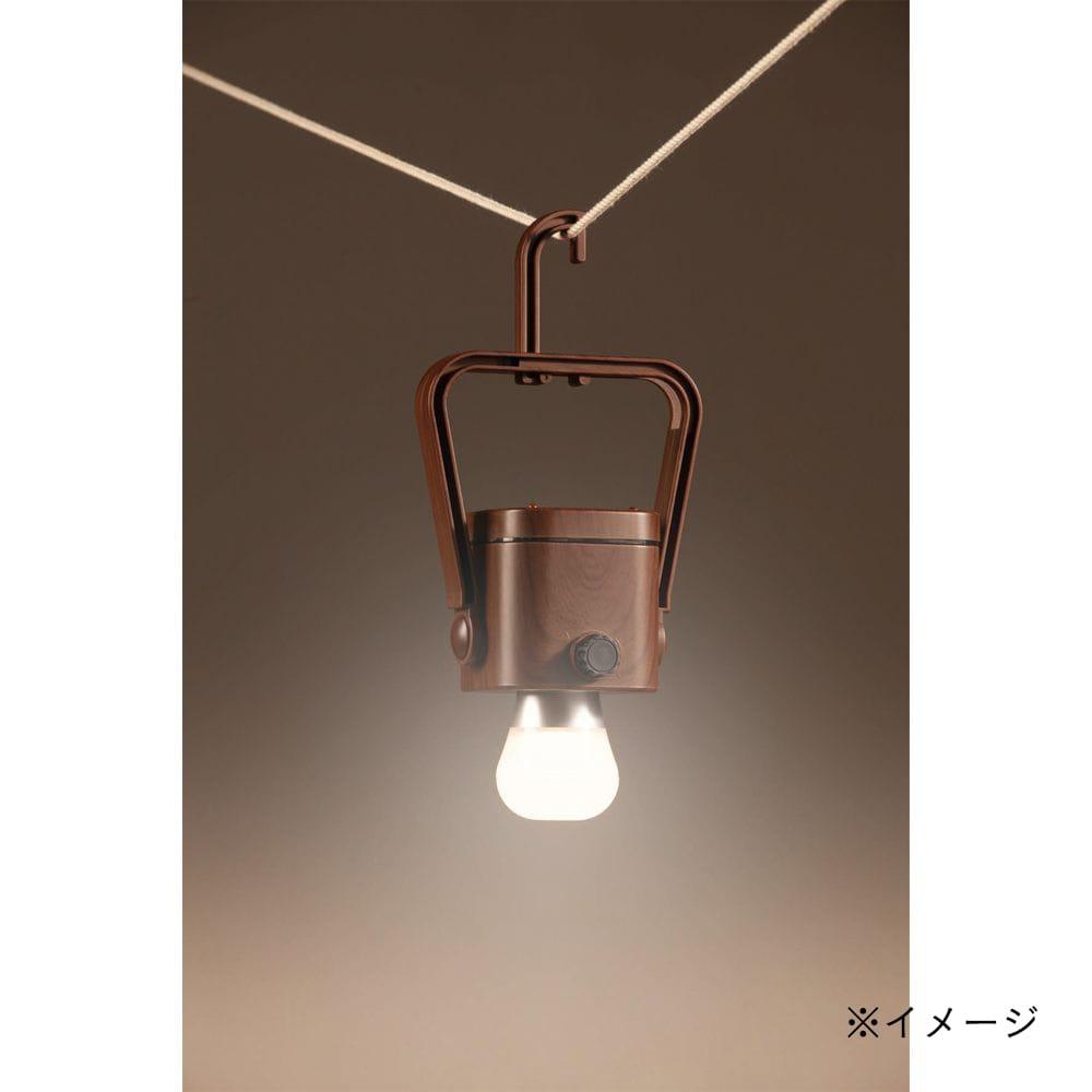 カワセ BUNDOK LEDランタン 調光 BD-254