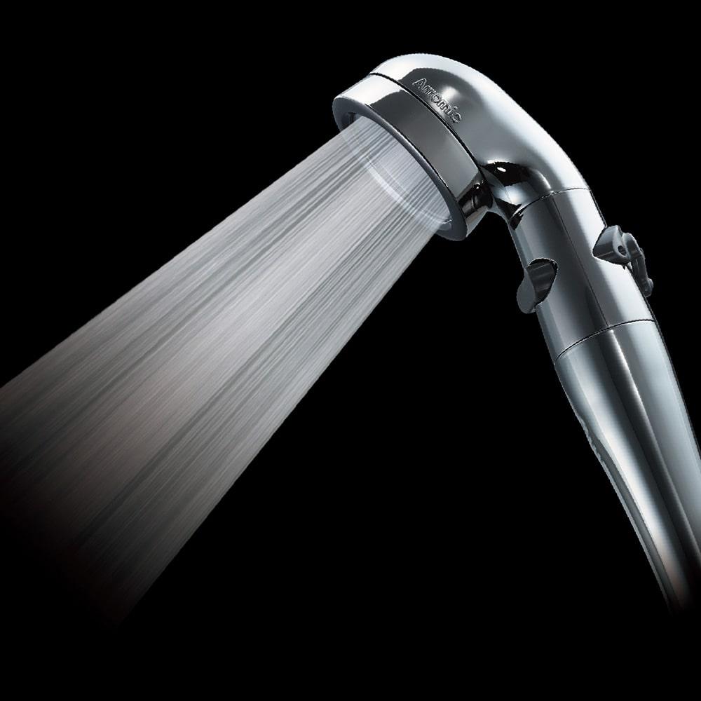アラミック シャワーヘッド シルキンシャワー・プレミアム ST-X1A