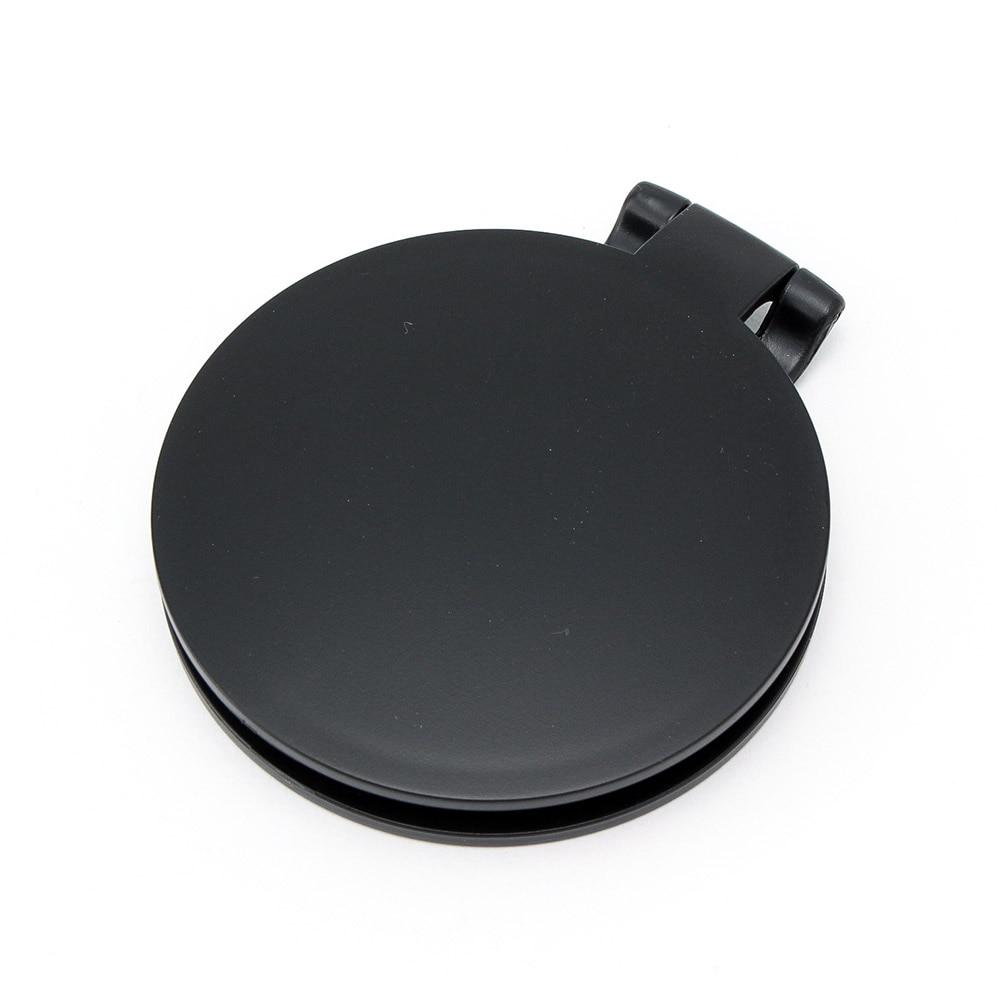 【数量限定】10倍拡大鏡付き両面コンパクトミラー
