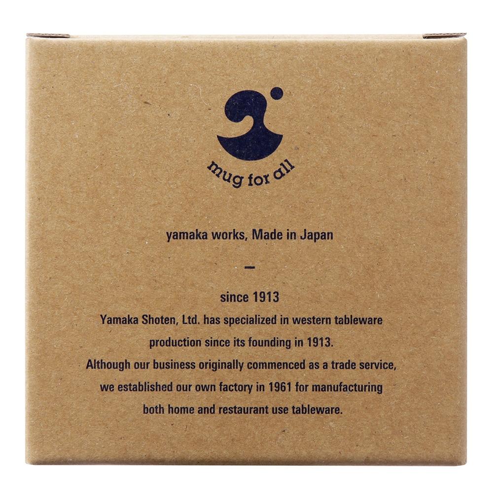 【trv】<美濃焼>マグ ピラミッド