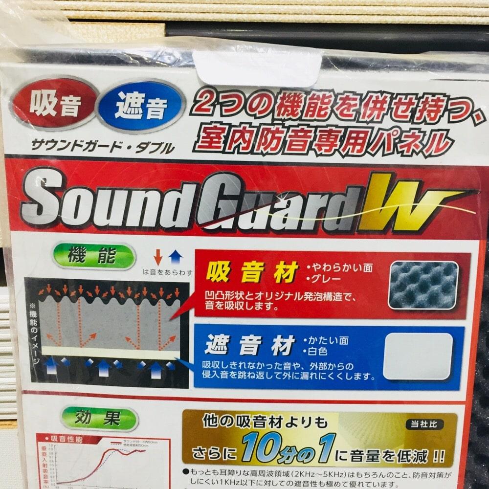 サウンドガードW 50 910×600mm