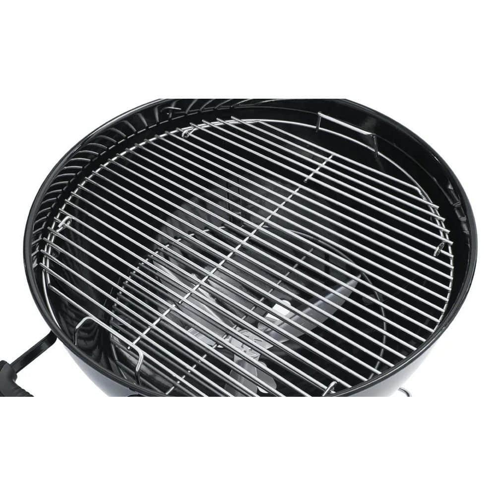 ウェーバー オリジナルケトル チャコールグリル47cm / 温度計付 黒 1241308