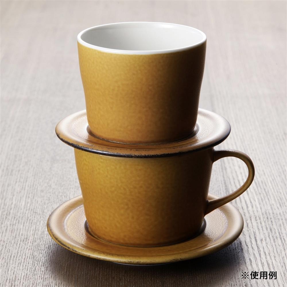 【trv】bico[ビコ] ソーサー ブラウン