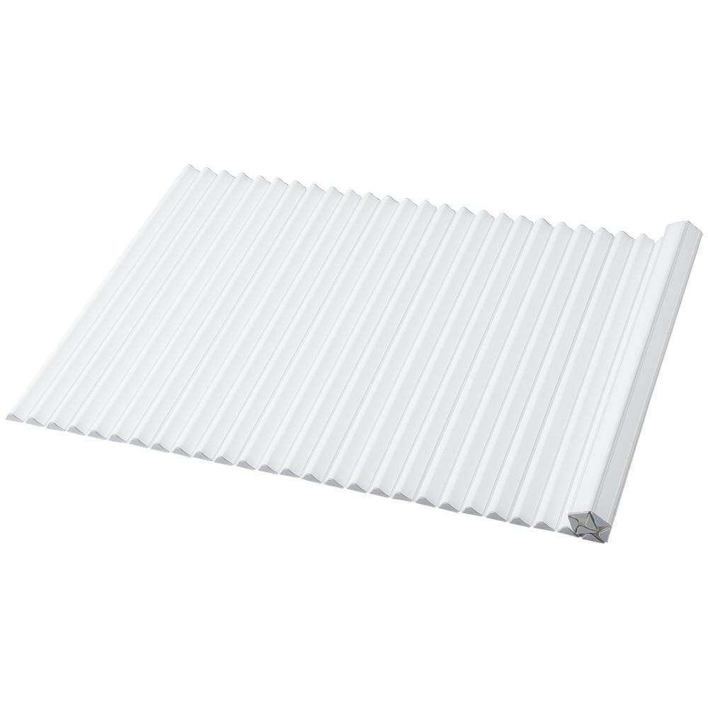 コンパクト波型風呂フタ M11(70×110cm)