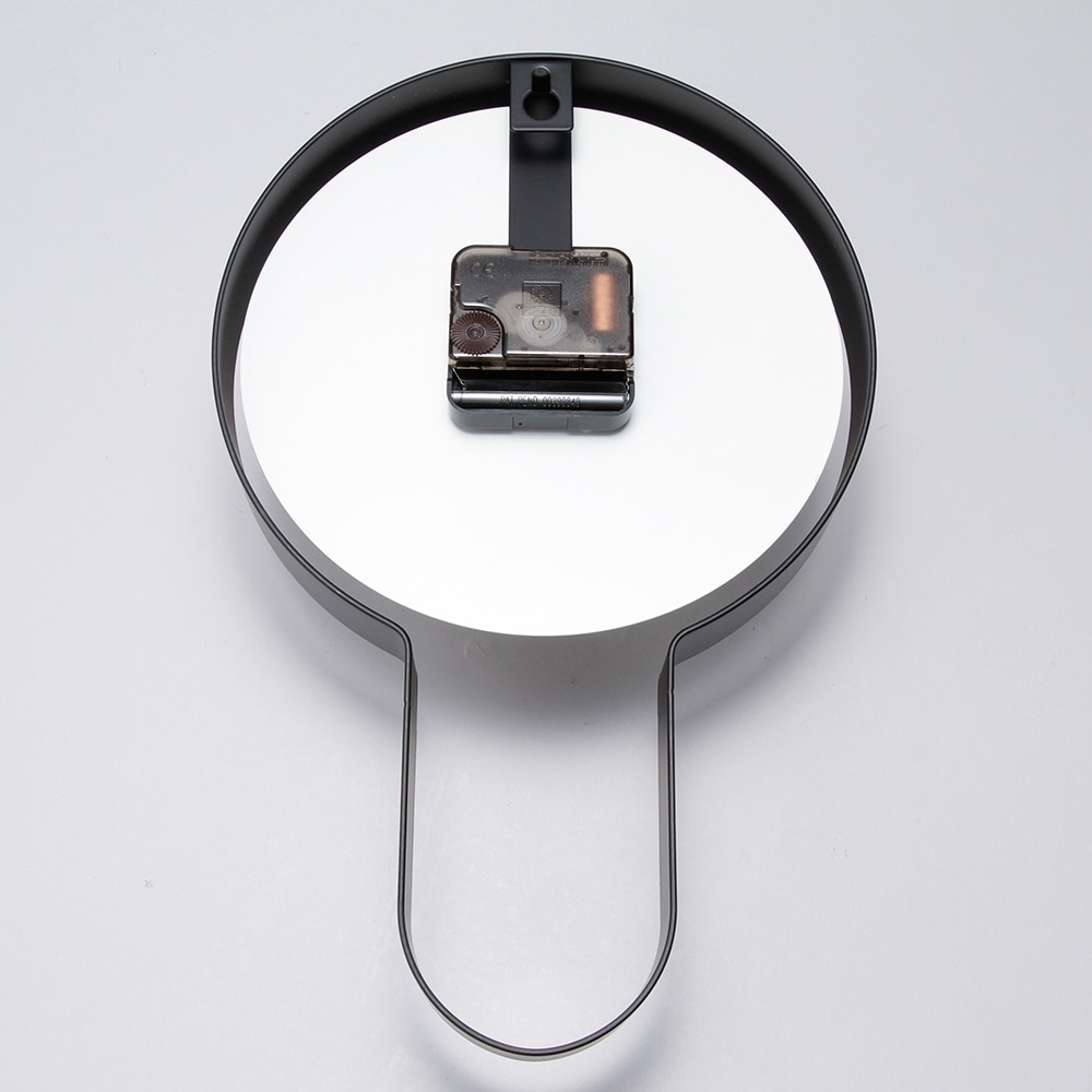 【trv・数量限定】モダンクロック ルーペ 20.2X31.1X3.5cm