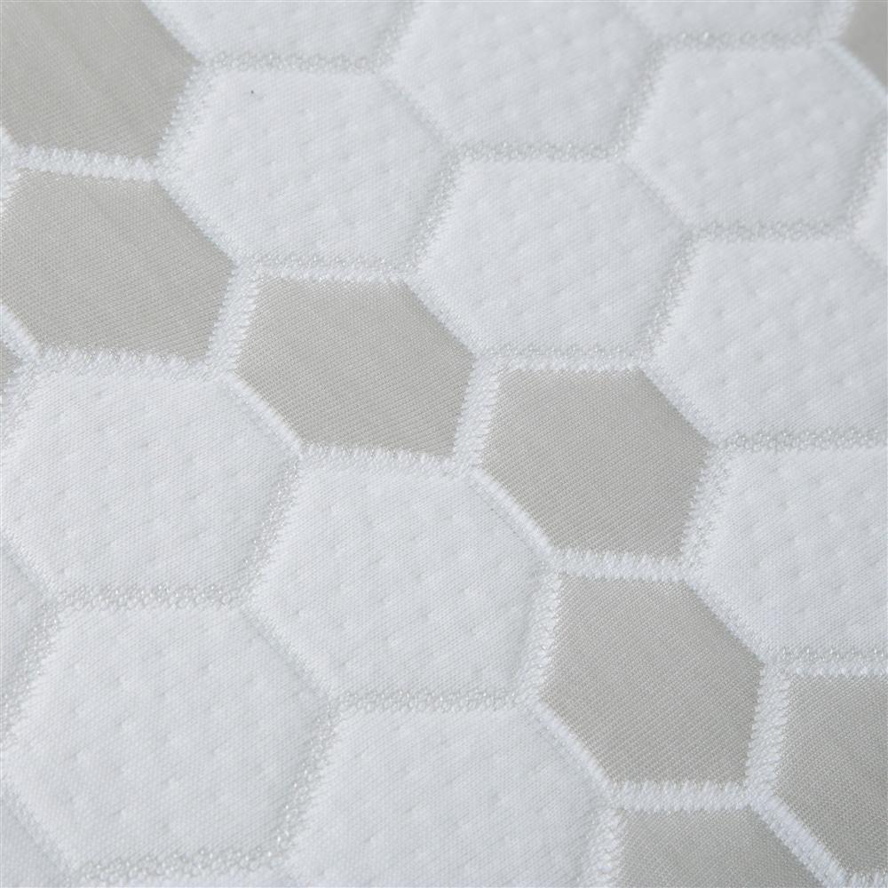 高反発枕 ジェルラテックスピロー(フィット)60×39×10