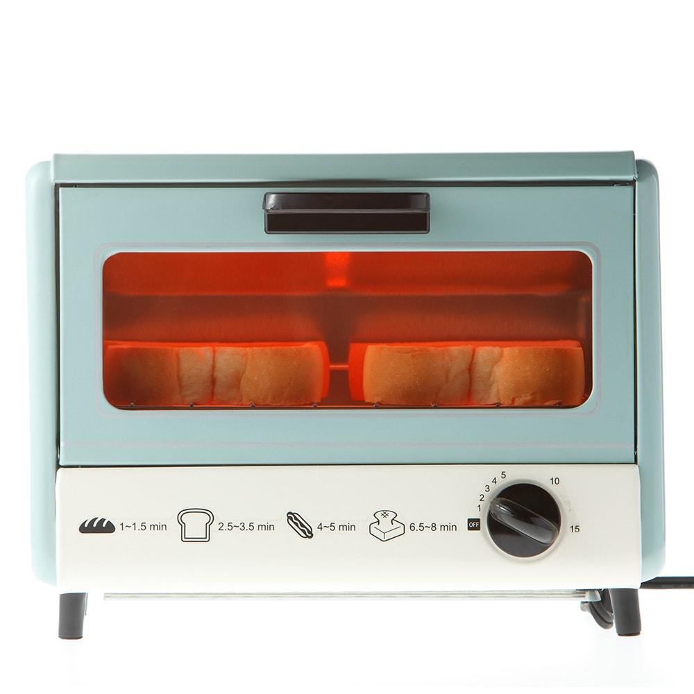 【Vinte家電】オーブントースター CZ-OT860V