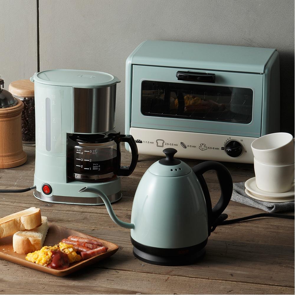 【Vinte家電】ドリップ式コーヒーメーカー SCM-403