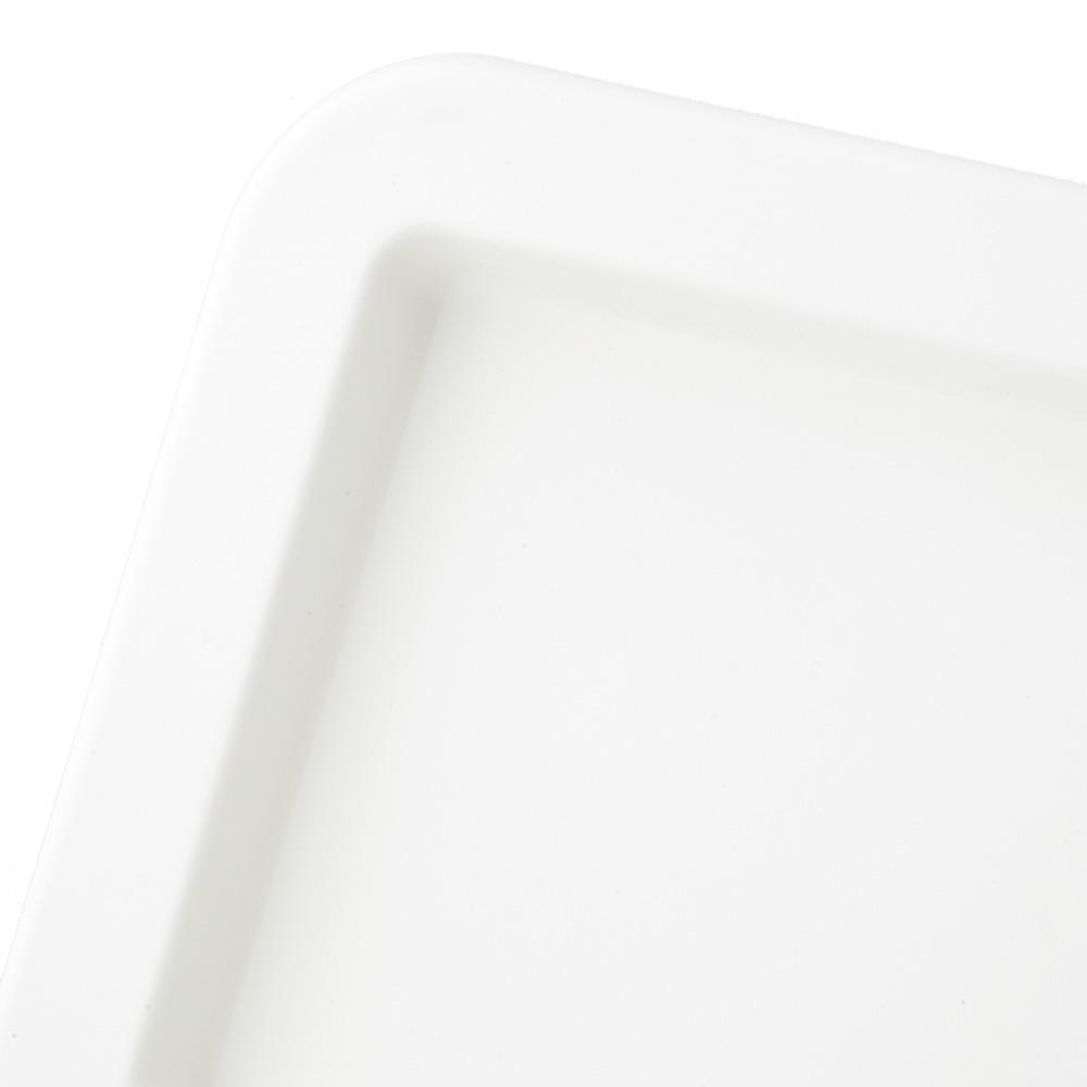インテリアキャリコ L シンプルホワイト