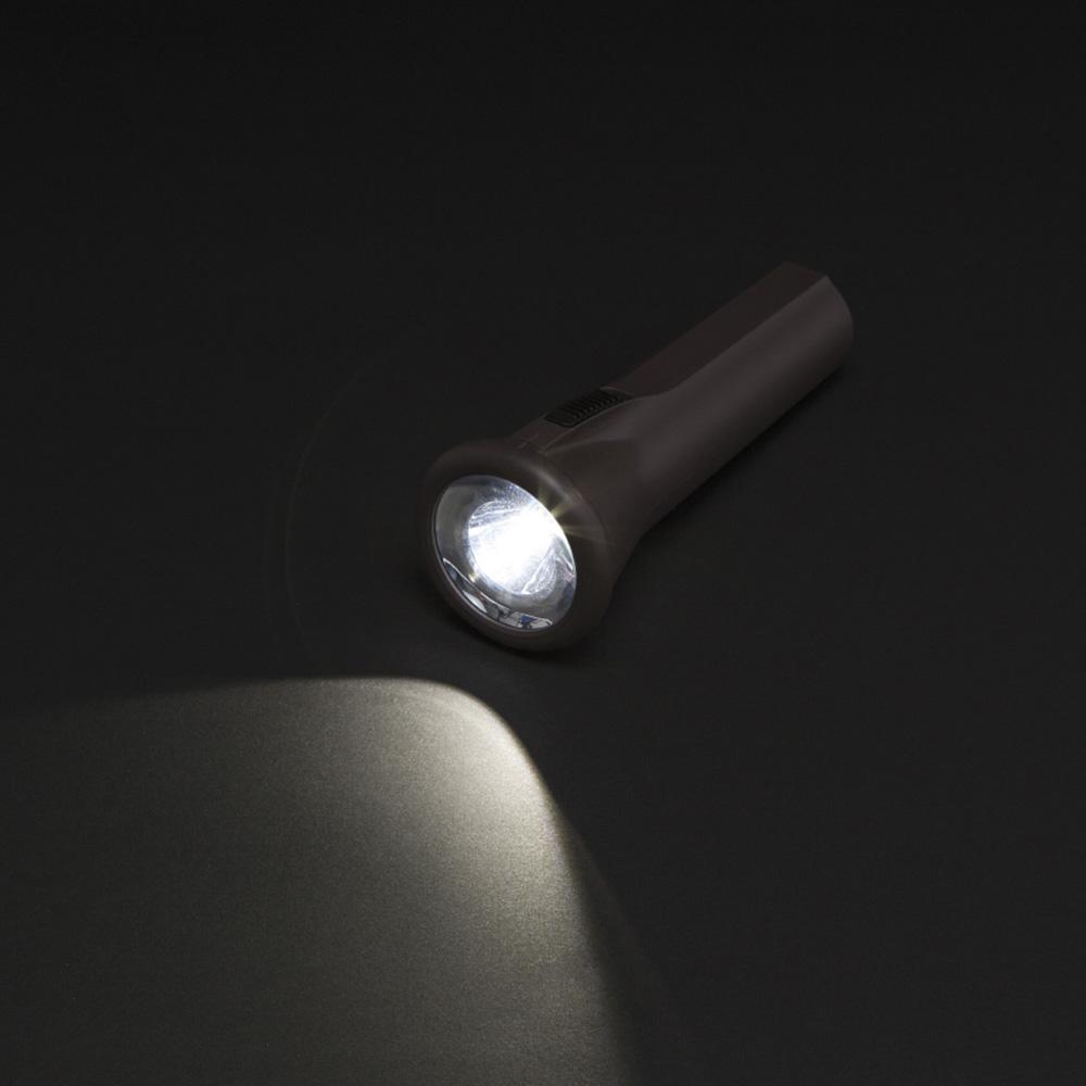 単1でも単3でも使えるLED懐中電灯 CY101