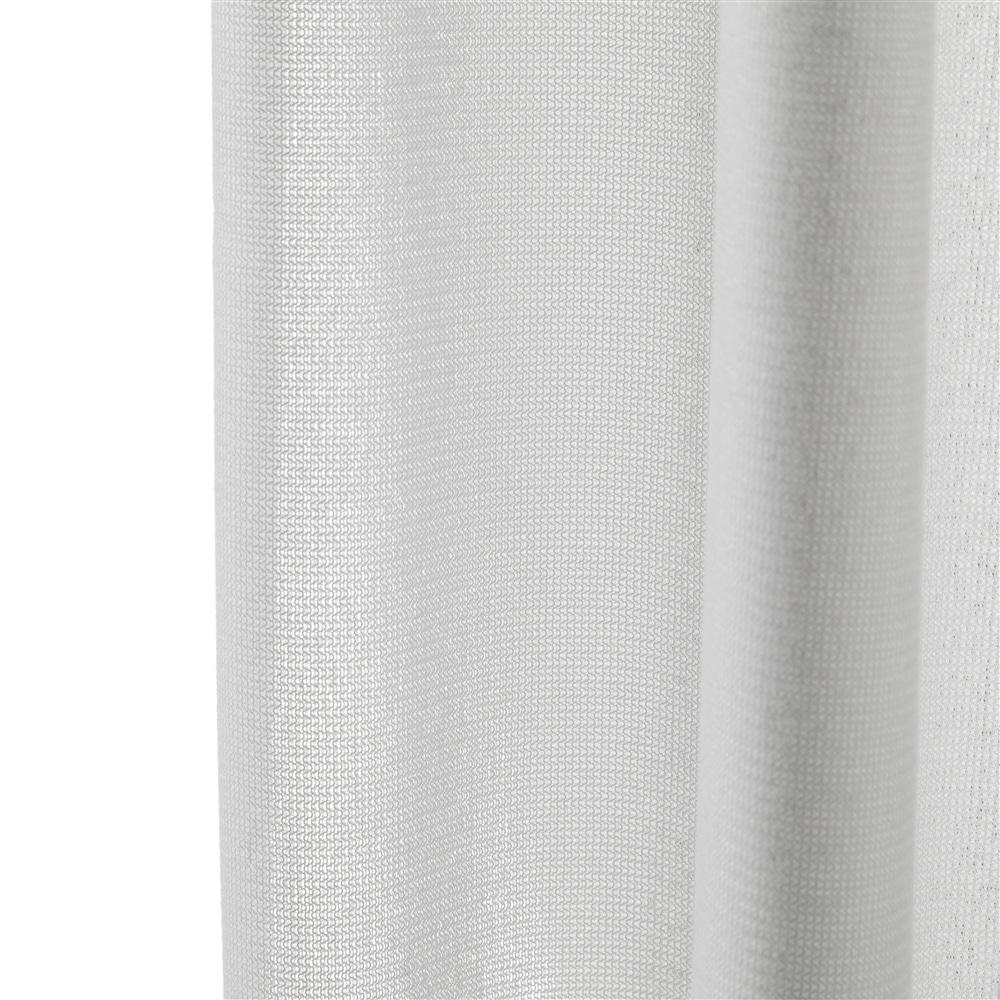 花粉キャッチ遮熱ミラーレースカーテン エコクリア 100×108 2枚組