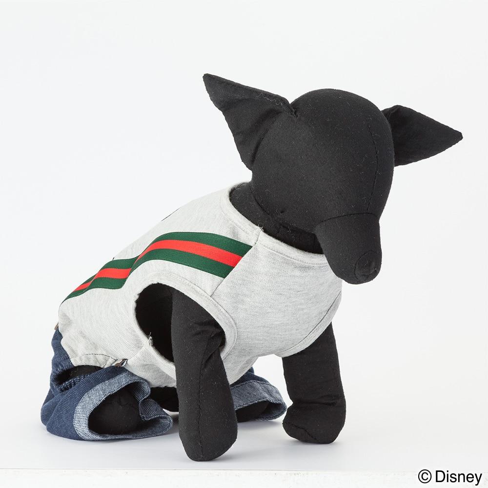 【数量限定・2019春夏】ズボン付きウェア ミッキーマウス グレー M