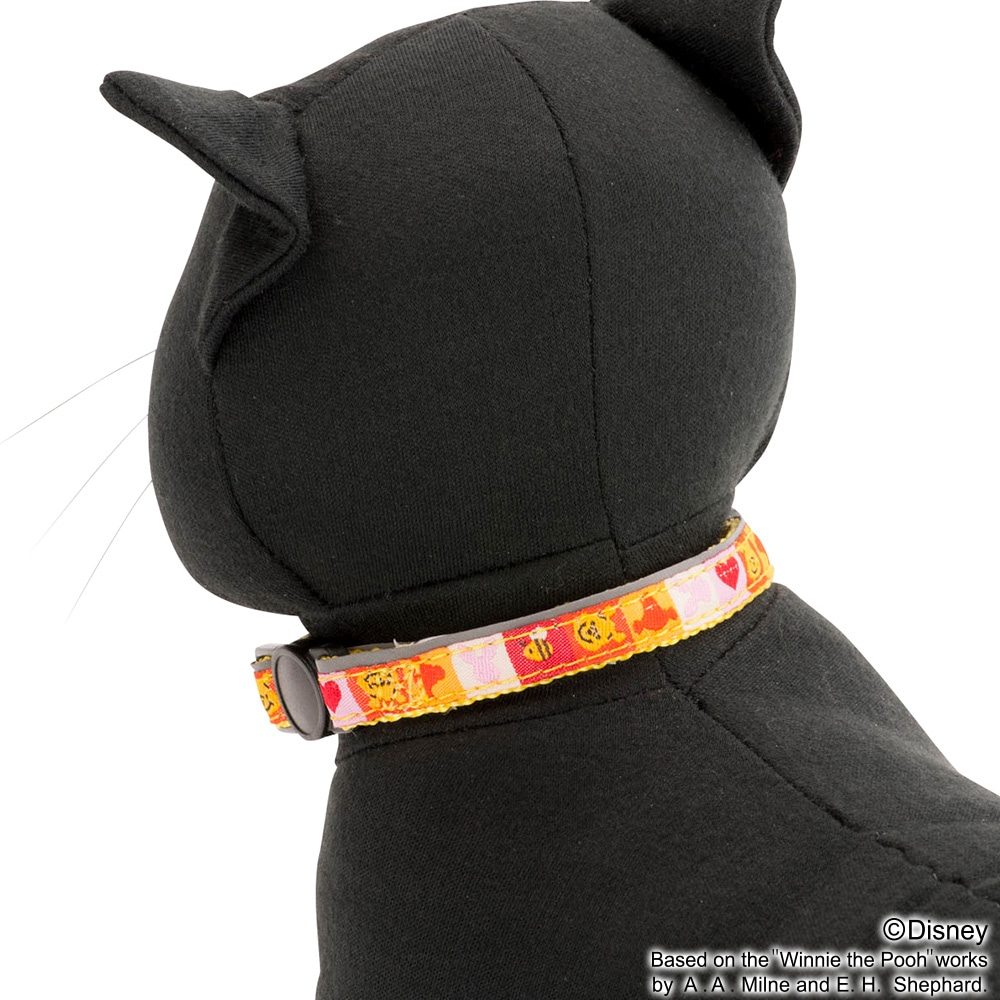 ディズニー 首輪 猫用 くまのプーさん