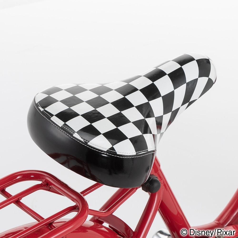 【自転車】ディズニーデザインの幼児車 カーズ 16インチ【別送品】