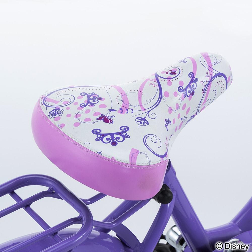 【自転車】ディズニーデザインの幼児車 ソフィア 16インチ【別送品】