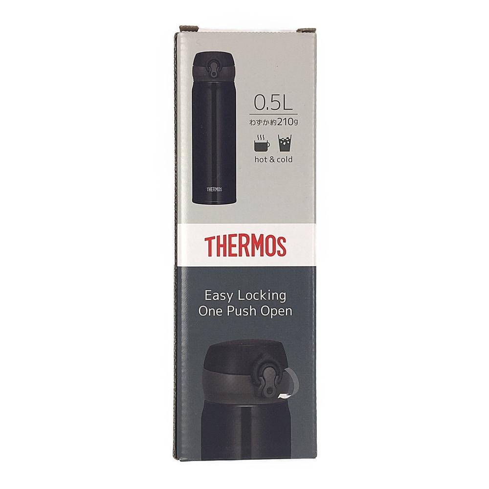 サーモス 真空断熱ケータイマグ 500ml JNL504 パールブラック