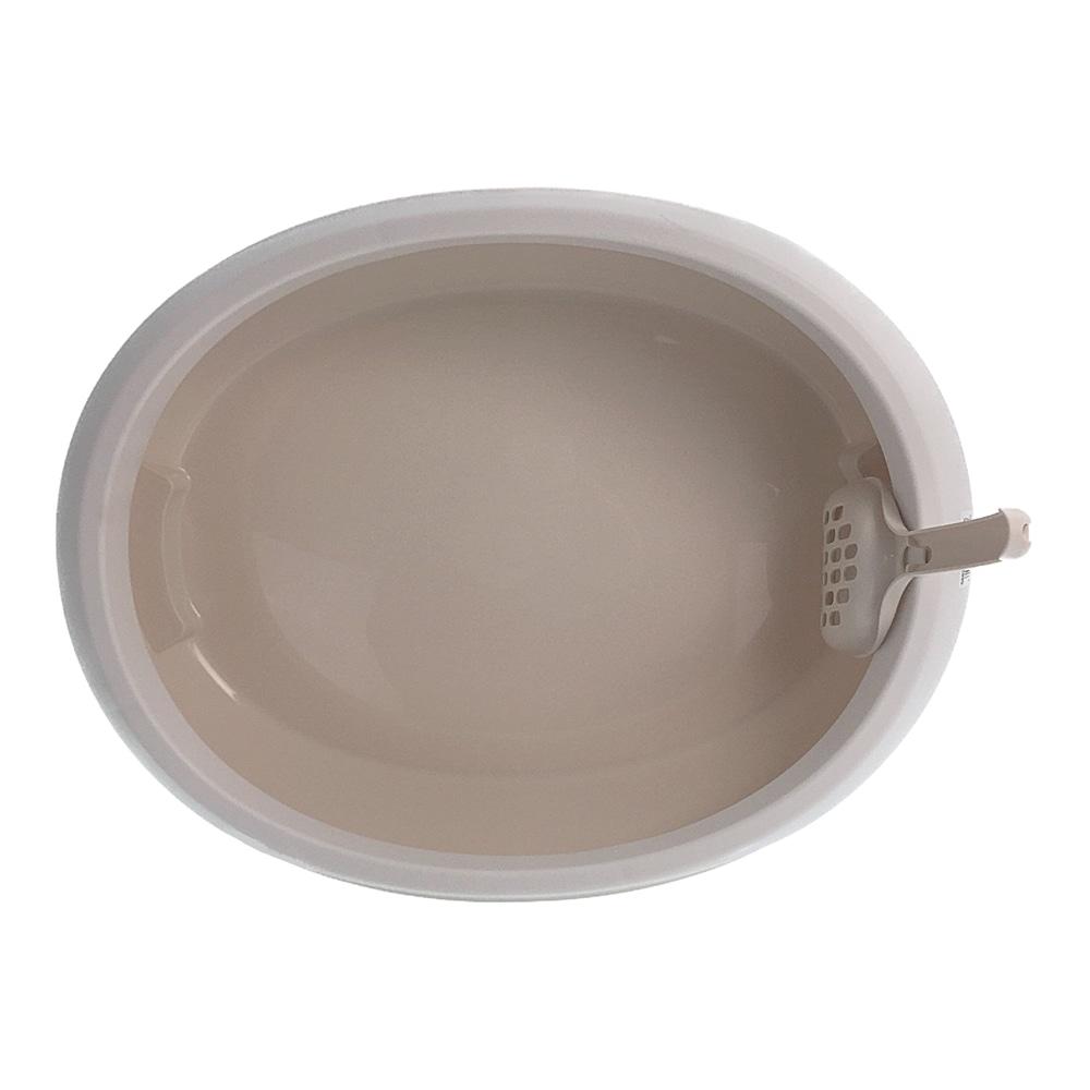 ラプレ ネコトイレ M ホワイト