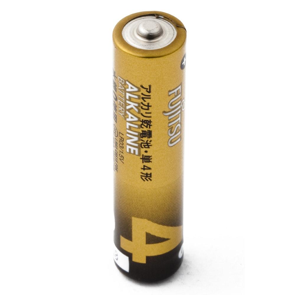 カインズオリジナル アルカリ乾電池 単4形×8本パック LR03(8S)CH2