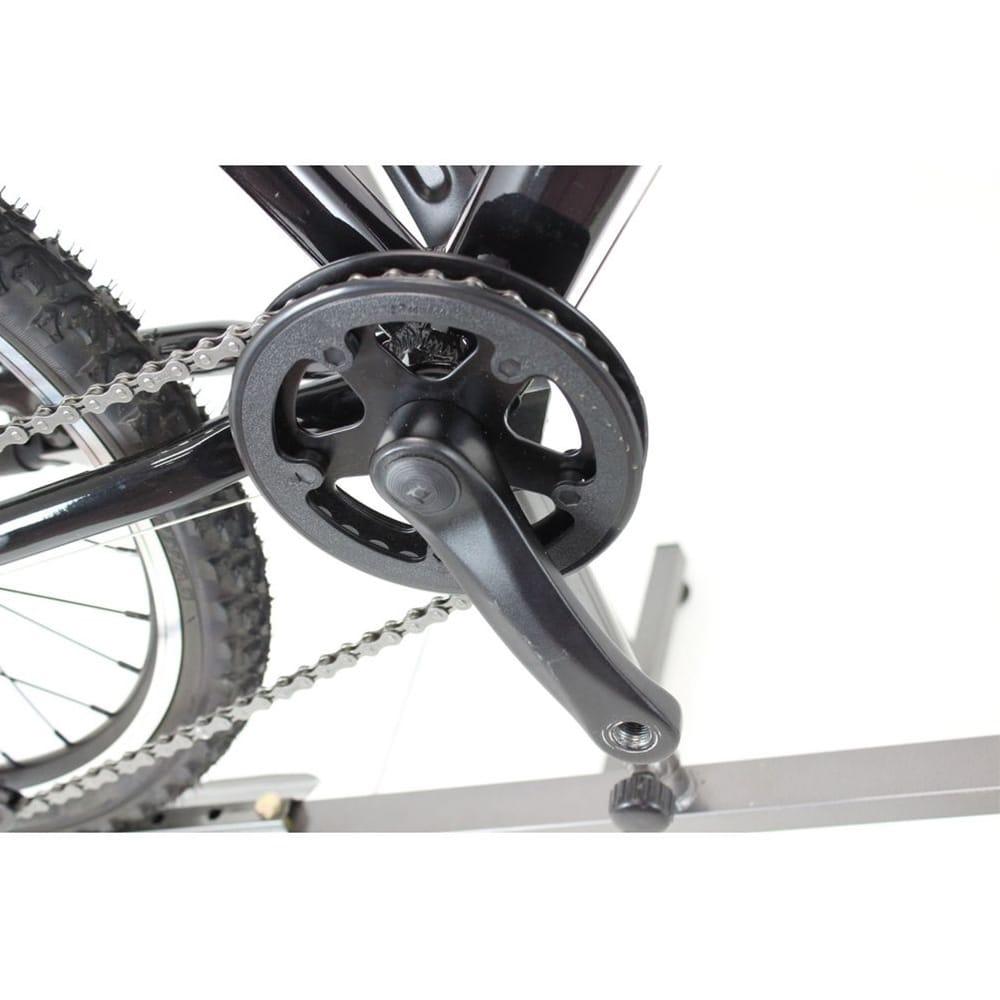 【ネット限定事前予約210609】【自転車】《ホダカ》NESTO X-VALLEY KID20 クロスバレーキッド 20型 6段 ブラック