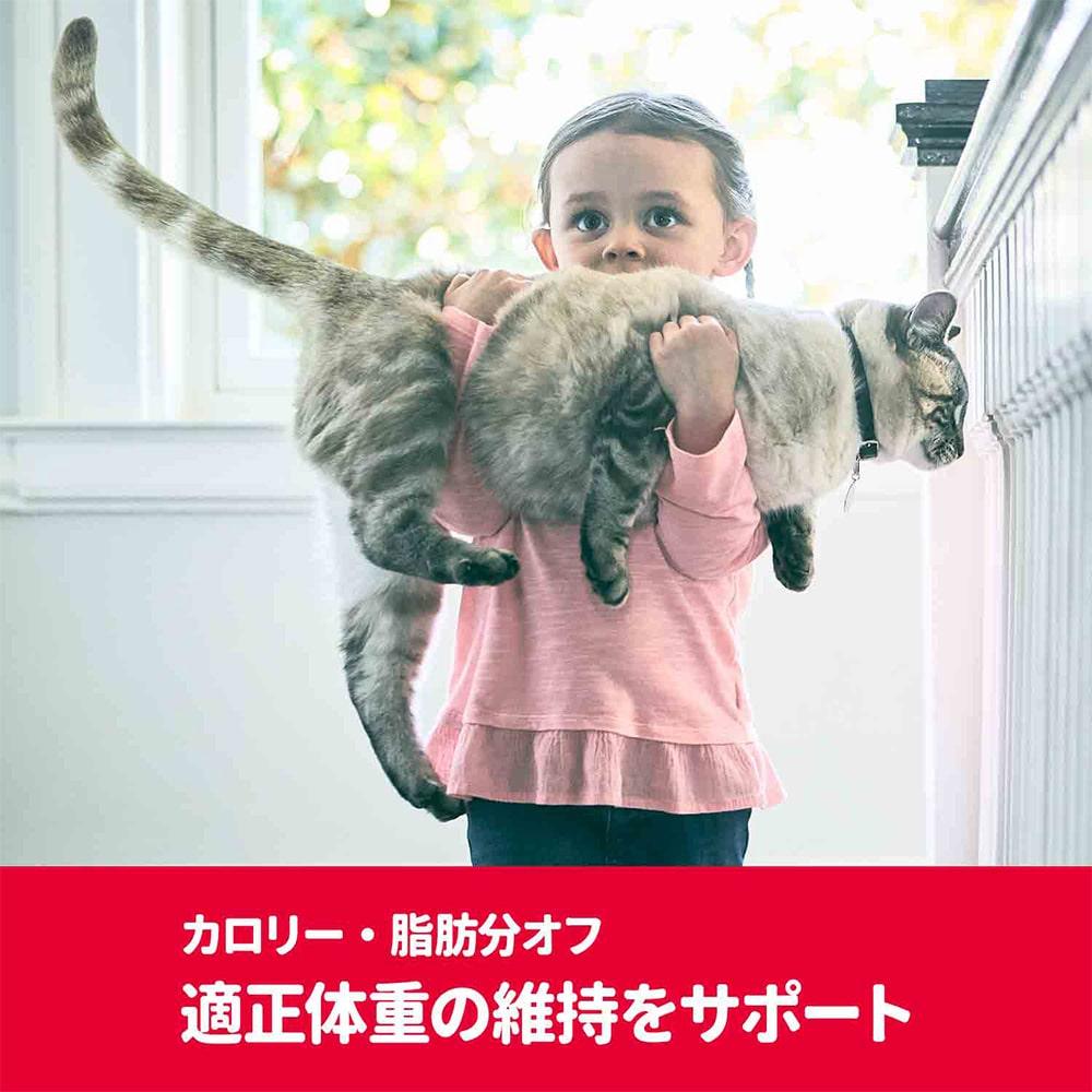【店舗限定】サイエンス・ダイエット<プロ>猫用 (健康ガード 体重管理) 1〜6歳 1.5kg