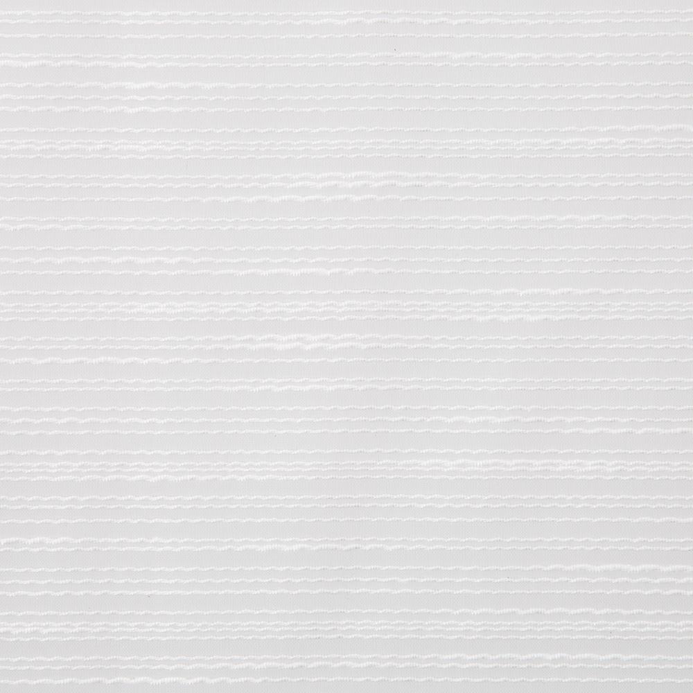 ボイルレースカーテン スルー アイボリー 100×198 2枚組