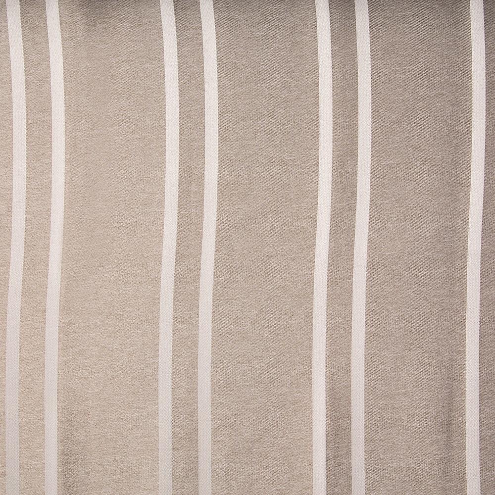 遮光性防炎カーテン ライン ブラウン 200×230 1枚入