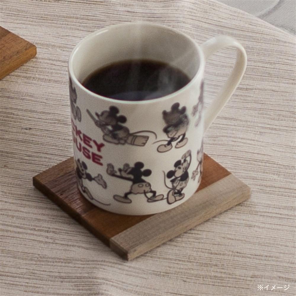 デザインが変わる魔法のマグカップ ミッキー