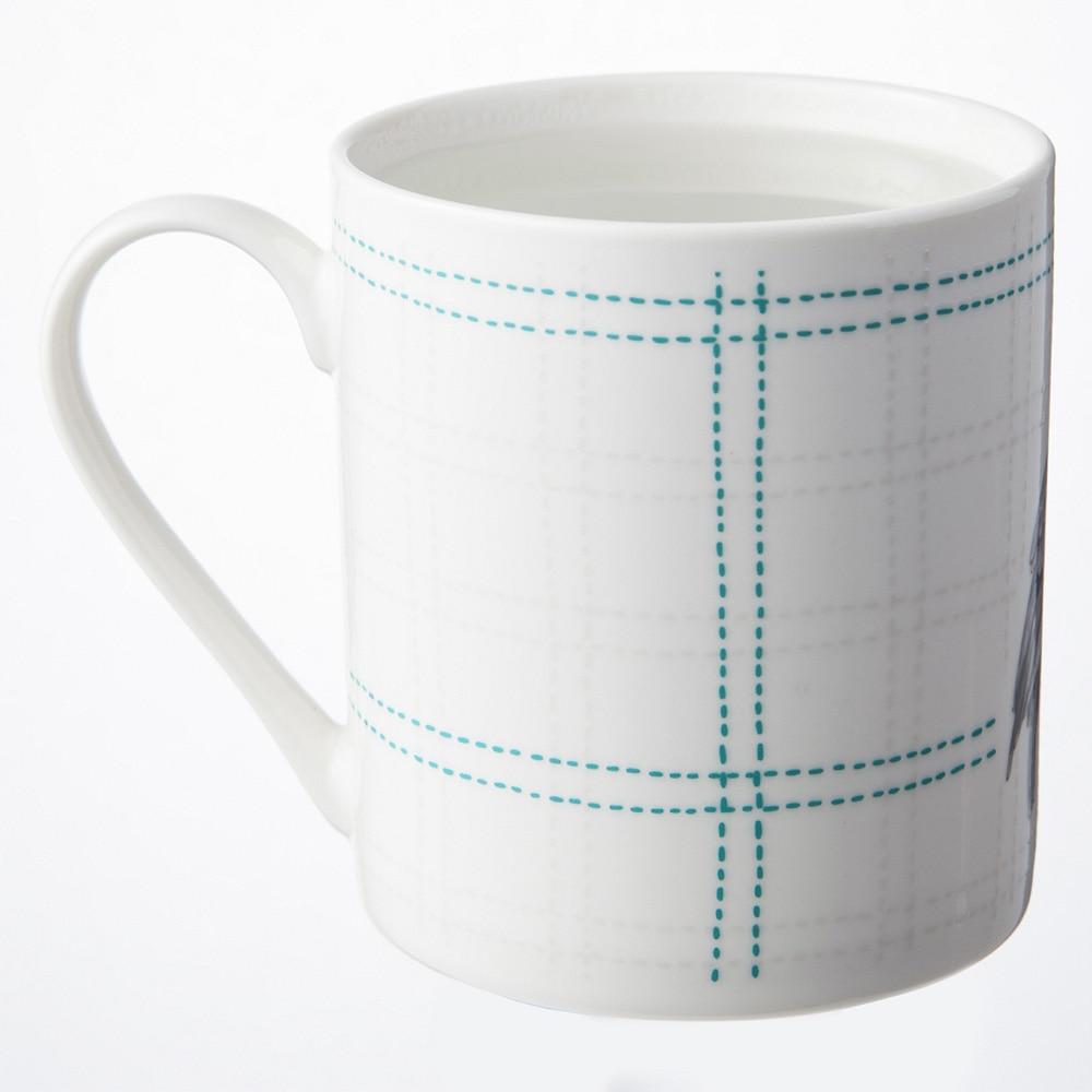 デザインが変わる魔法のマグカップ フクロウ