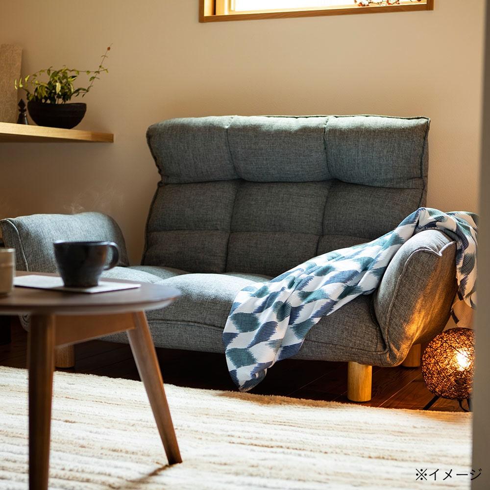 C2 TVが見やすいリクライニングソファー