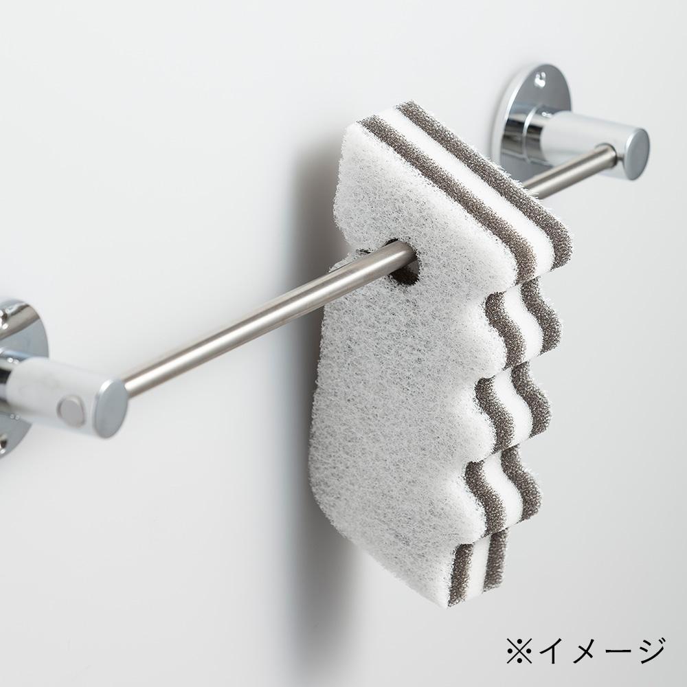 吊るせるバススポンジ(ハード)